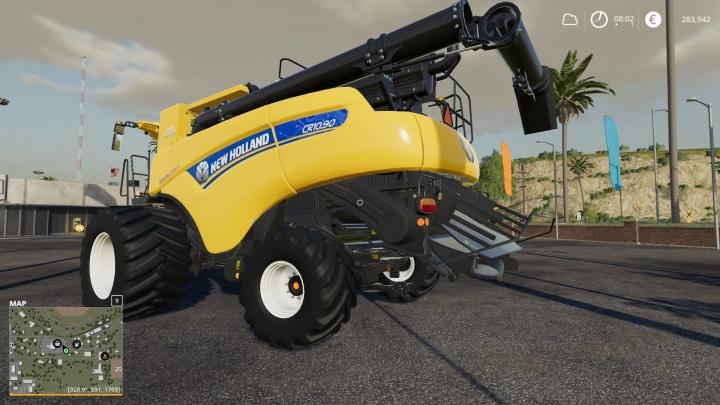 FS19 - New Holland Cr1090 V1.0