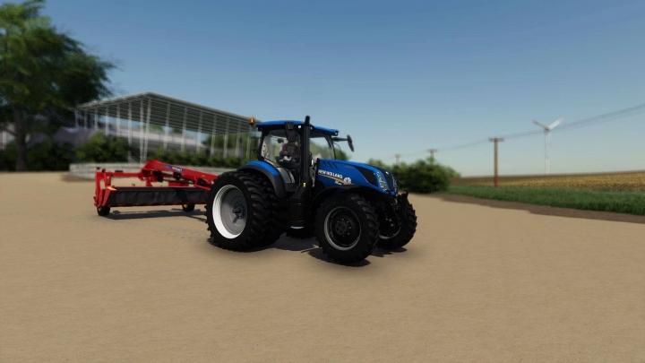 FS19 - New Holland T6 V1.0