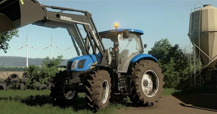 FS19 - New Holland T6000 V1.0