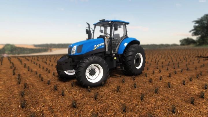FS19 - New Holland T6110 / 130 V2.0
