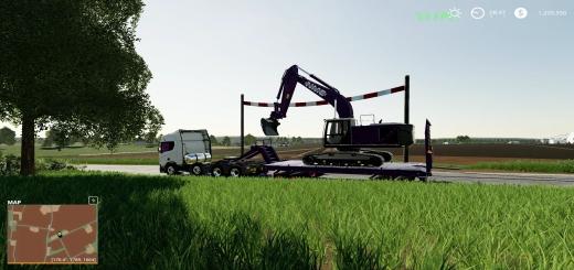 Photo of FS19 – Pa Pipeline Tp V1.0