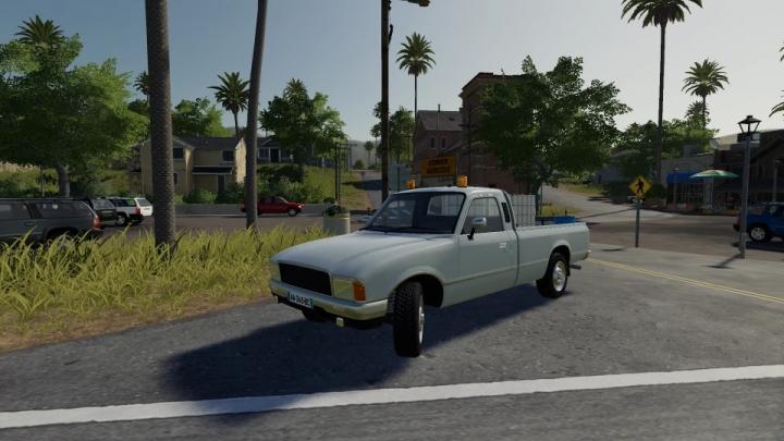 FS19 - Pickup 1978 V1.1.0.1