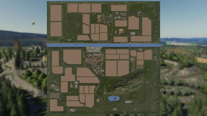 FS19 - Ravensberg Map V1.5.2