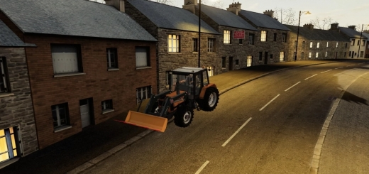 Photo of FS19 – Renault 103.54 Tractor