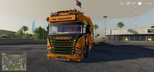 Photo of FS19 – Scania Cascades V1.0