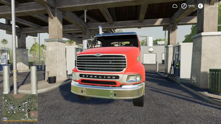 FS19 - Sterling Lt9500 V1.0