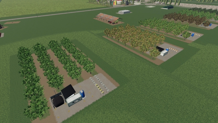 FS19 - The Collaboration Psm Orchards V1.0