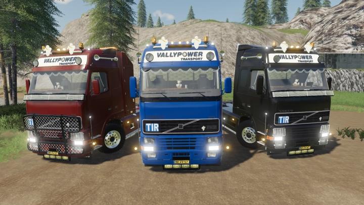 FS19 - Volvo Fh12 V2.0