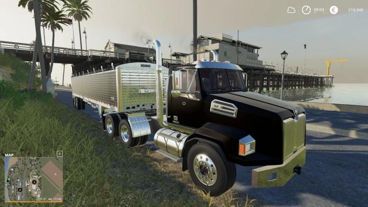 FS19 - Western Star 4700 Truck V1.0