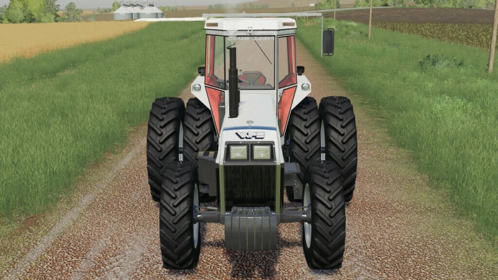 FS19 - White Field Boss Series 3 V1.2