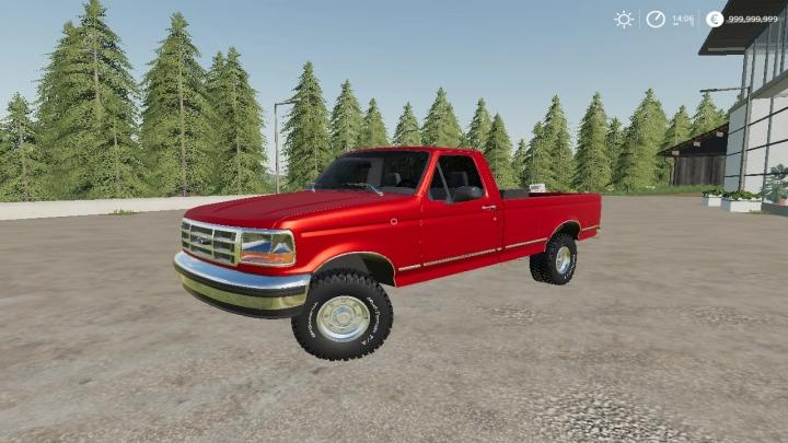 FS19 - 1995 Ford F150 V1.0.0.1