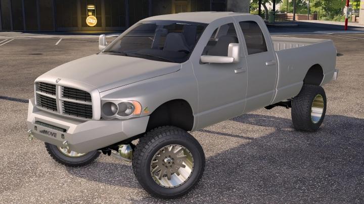 FS19 - 2003 Dodge 3500 Srw V1.0