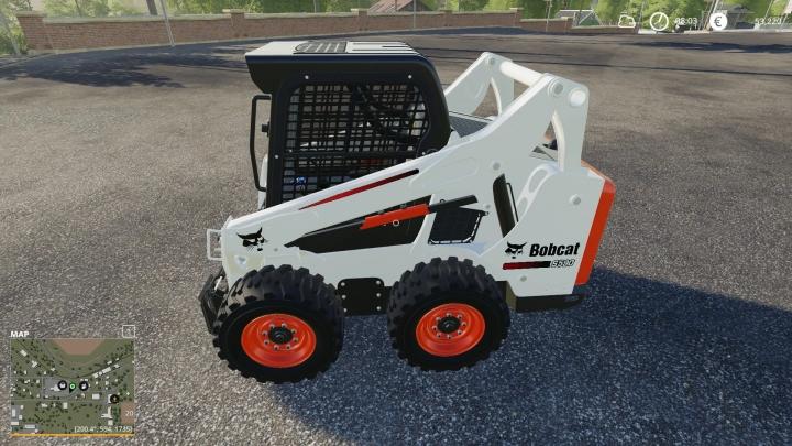 FS19 - Bobcat T590 V2.0