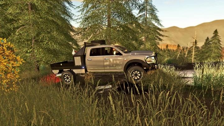 FS19 - Dodge Ram 3500 2019 V1.0
