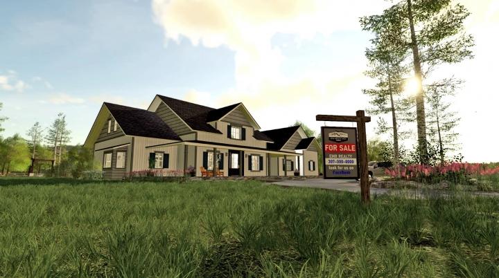 FS19 - Farm House V1.0