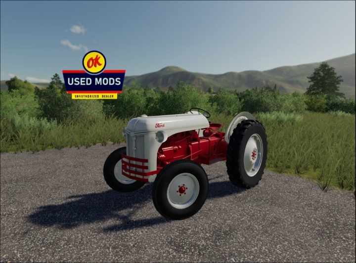FS19 - Ford 8N - Not Historically Accurate