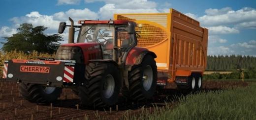 Photo of FS19 – Case Puma 165-175 2011 Tractor V1.0