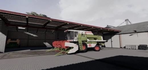 Photo of FS19 – Claas Dominator 88 Harvester V1.0