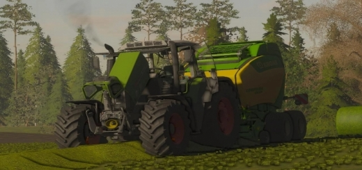 Photo of FS19 – Fendt 700/800 Sic Tractor V1.0