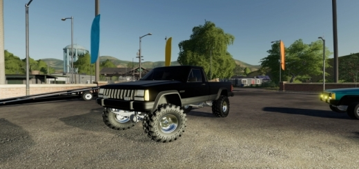 Photo of FS19 – Jeep Comanche V1.0