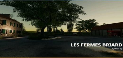 Photo of FS19 – Les Fermes Briard Map V1.0