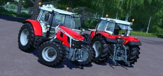 Photo of FS19 – Massey Ferguson 6S Tractor V1.0