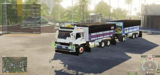 Photo of FS19 – Mitsubishi Fuso Fn527 Truck V1.0