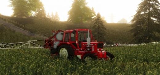 Photo of FS19 – Mtz 82 Pronar Tractor V1.0