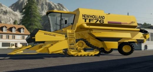 Photo of FS19 – New Holland Tf Series V1.1