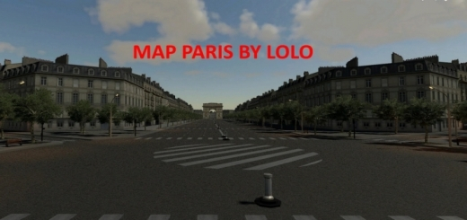Photo of FS19 – Paris Map V1.0