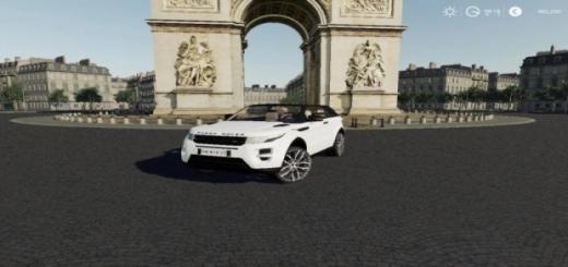 Photo of FS19 – Range Rover Evoque V1.0
