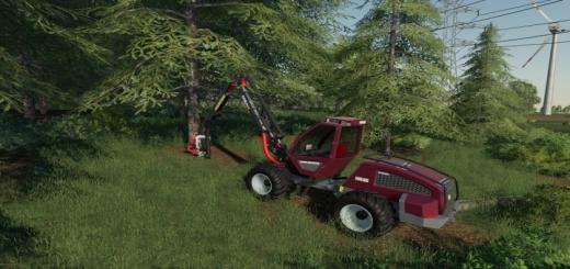 Photo of FS19 – Sampo Hr46 Harvester Pack V1.0