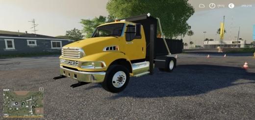Photo of FS19 – Sterling Acterra Six-Wheeler Dump Truck V1.0