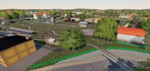 Photo of FS19 – Toeging 2070 Russian Version Of The Map V1.0