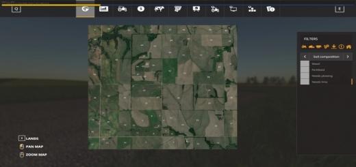 Photo of FS19 – Touhy Nebraska Map V1.0