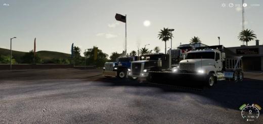 Photo of FS19 – Trucks And Ar Frames V1.0.1.0
