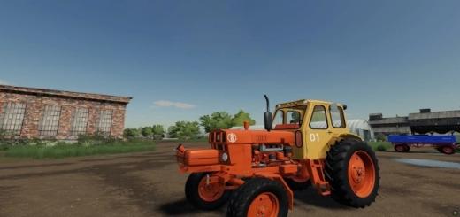 Photo of FS19 – Yumz-6A Tractor V4.0