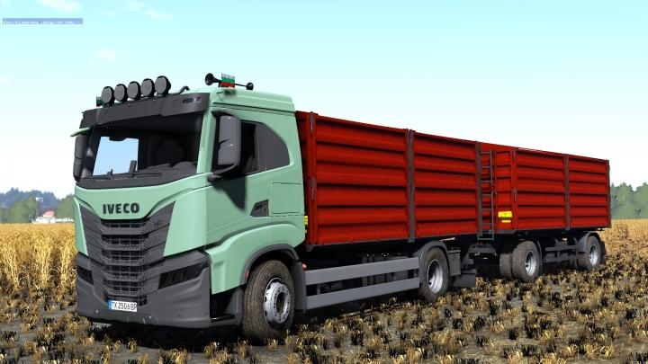 FS19 - Grain Trucks Pack V2.0