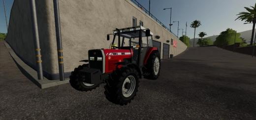 Photo of FS19 – Hars 399S Turkish Tractor V1.0