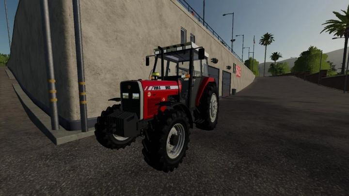 FS19 - Hars 399S Turkish Tractor V1.0
