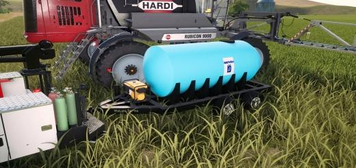 Photo of FS19 – Home Made Fertilizer Trailer V1.0