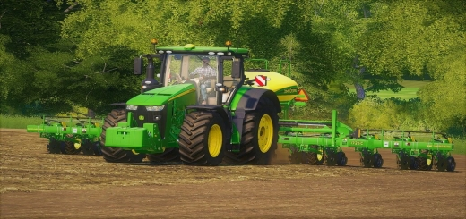 Photo of FS19 – John Deere 1725C 12 Row Planter V1.0