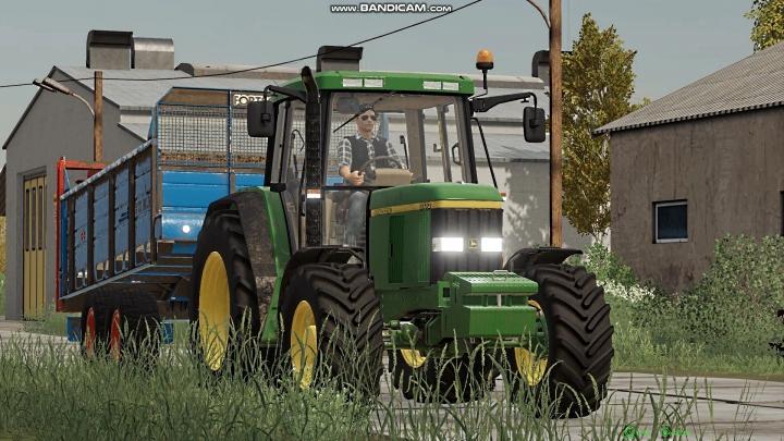 FS19 - John Deere 6010 Series V2.0.0.1
