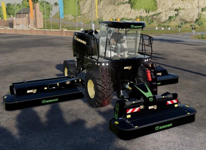 FS19 - Krone Big M 450 V1.0