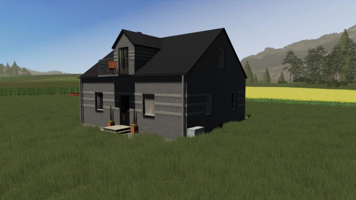 FS19 - Modern Farm House V1.0