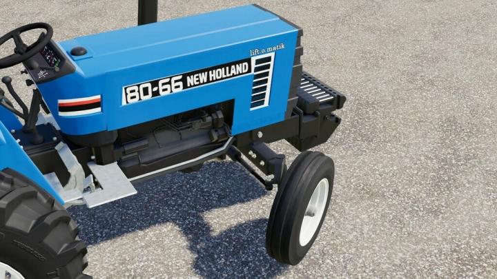 FS19 - New Holland 8066 V1.1
