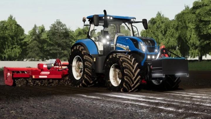 FS19 - New Holland T7 Lwb V1.0