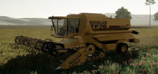 Photo of FS19 – New Holland Tf Series V1.0