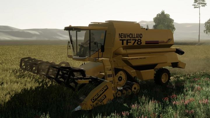 FS19 - New Holland Tf Series V1.0