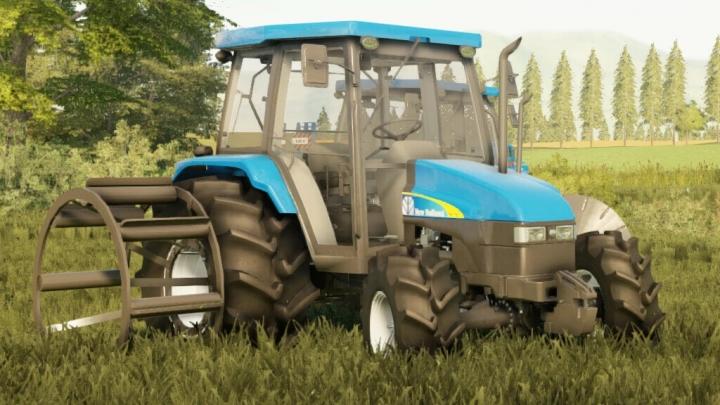 FS19 - New Holland Tl Series Pack Brazil V2.0